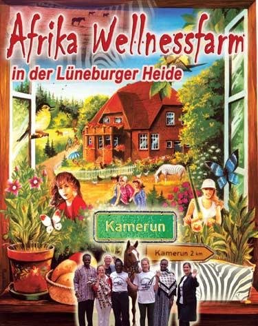 Afrika Wellnessfarm - Wellnessurlaub Lüneburger Heide