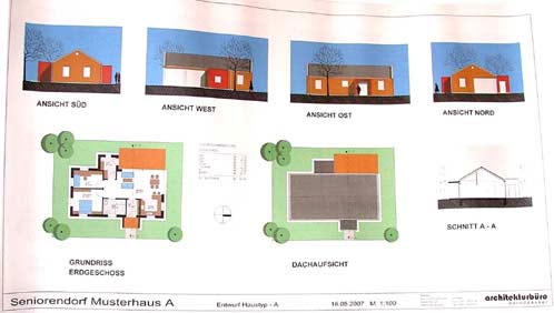 Senioren Residenz Wohnungen Niedersachsen Gesundheitsdorf Seniorendorf