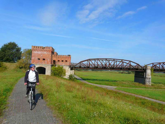 Elbtalaue Elbe Radweg Wanderort Elbtalaue Lüneburger Heide Wendland - Elbe
