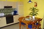 Küche der Ferienwohnung für 2 - 4 Personen in Land Kamerun