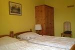 Schlafzimmer der Ferienwohnung für 2 - 4 Personen in Land Kamerun