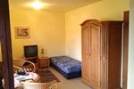 Wohnraum der Ferienwohnung für 2 Personen in Land Kamerun
