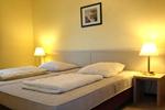 Großes Schlafzimmer der Ferienwohnung für 4 Personen in Land Kamerun
