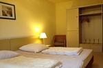 Schlafzimmer der Ferienwohnung für 4 Personen in Land Kamerun