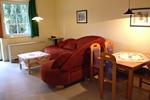 Wohnzimmer der Ferienwohnung für 4 Personen in Land Kamerun