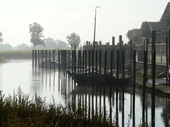 Hafen Hitzacker Elbe Radweg Wanderort Elbtalaue Lüneburger Heide Wendland - Elbe