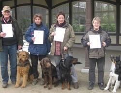 Hundeführerschein für Niedersachsen - Prüfung