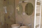 Badezimmer der Kamerun Komfort-Lodge für 2 Personen in Land Kamerun