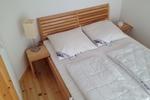 Kleines Schlafzimmer der Kamerun Komfort-Lodge für 4 Personen in Land Kamerun