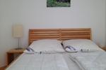 Schlafzimmer der Kamerun Komfort-Lodge für 4 Personen in Land Kamerun