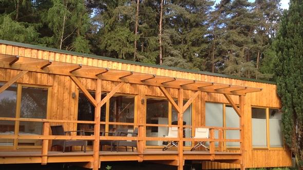 Kamerun Komfort-Lodge für 4 Personen in Land Kamerun
