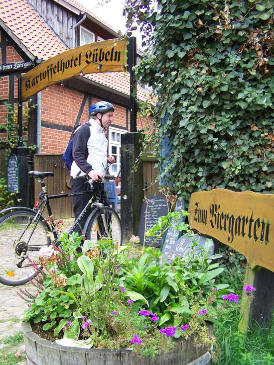 Radfahren Wendland Rundweg Lüneburger Heide Wendland - Wanderausritte Elbe