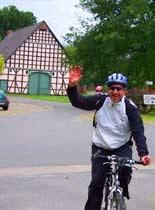 Heidefarmen Hopping - von Heidefarm zu Heidefarm mit dem Fahrrad