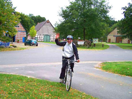 Wendland Radweg Route Lüneburger Heide Wendland - Hitzacker Elbe