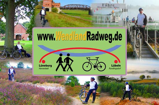 Wendlandradweg - Radtouren Wendland - Rundweg